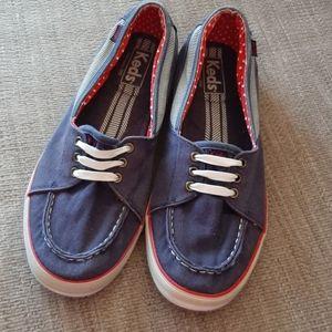 3 for $10 Keds slip on boat shoes
